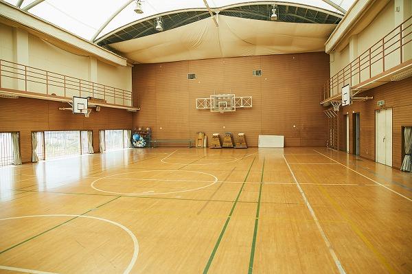 スポーツ施設の常駐設備管理
